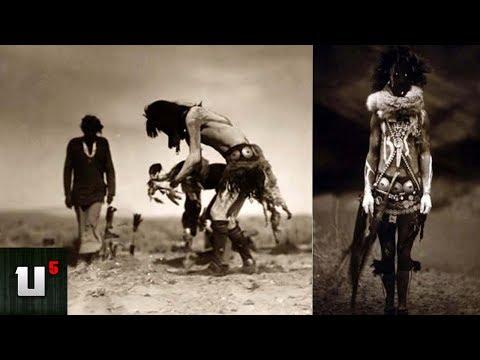 5 Terrifying Monsters From Mythology Around The World