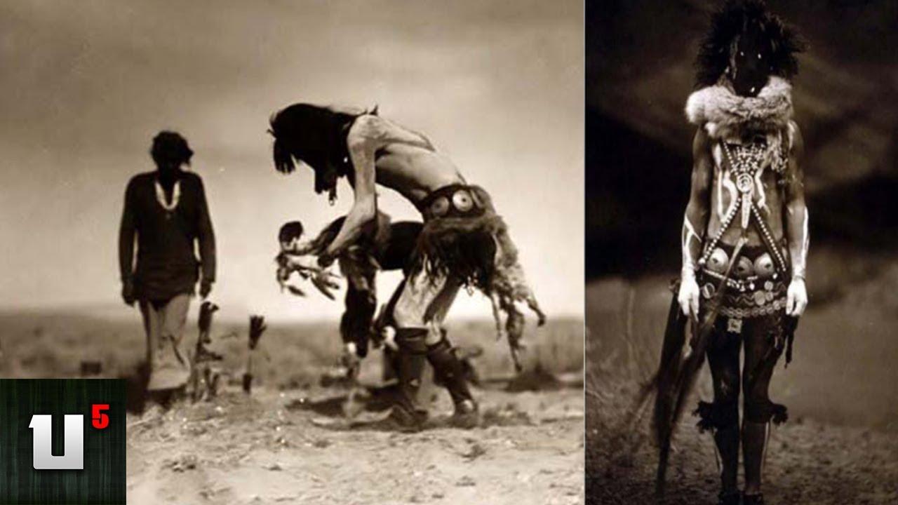 5 Terrifying Monsters From Mythology Around The World - YouTube