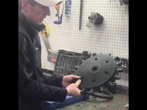 How To Install Yetter Poly Pike Planter Closing Wheels Youtube