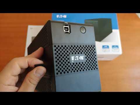Eaton 5E 850VA, USB DIN (5E850IUSBDIN)