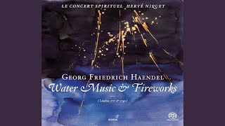Music for the Royal Fireworks, HWV 351: V. Menuet I - VI. Menuet II