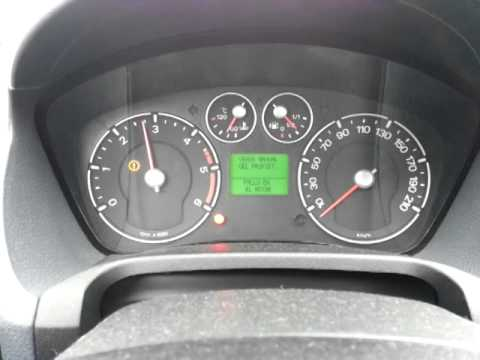 Fallo Aver 237 A Ford Fiesta Tdci Youtube