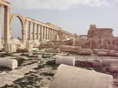 Palmyra - تدمر, Syria 2010