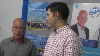 Manolo Cayuela y Mario Peña destacan las ayudas de la Junta en materia de regeneración forestal