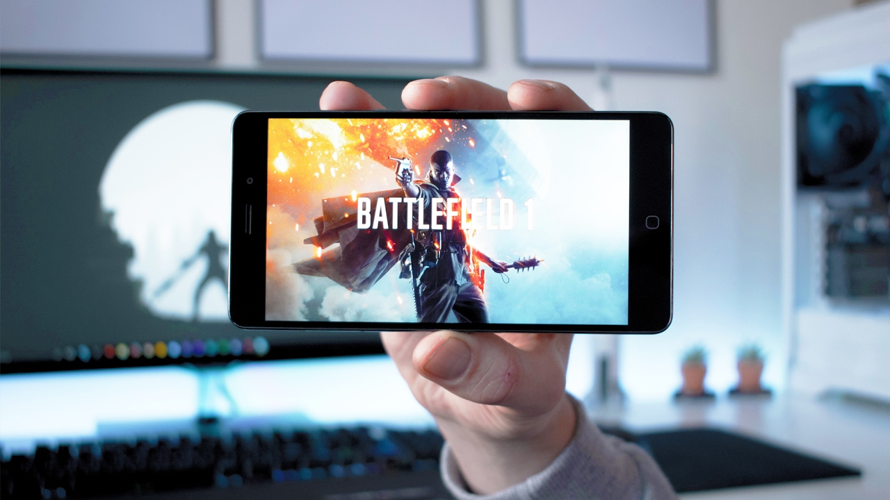 How to play / stream PC games on Android or iOS