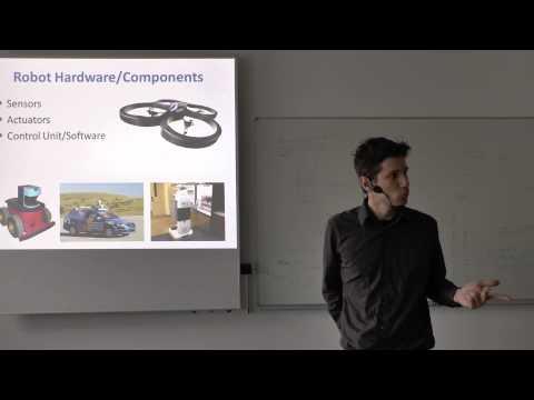 Lecture 1: Visual Navigation for Flying Robots (Dr. Jürgen Sturm)