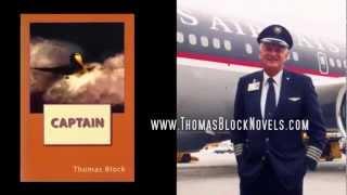 'Captain' Book Trailer