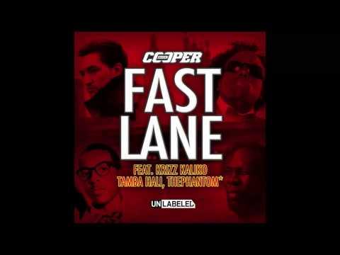 Steven Cooper - Fast Lane