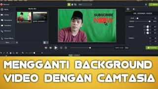 Cara Mengganti Background Video screenshot 3