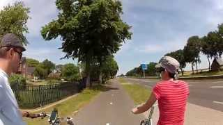 Dirk and Cara's Dutch Bike Tour