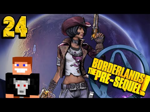 Polowanie na mózgi | [#24] Borderlands The Pre-Sequel | Esu