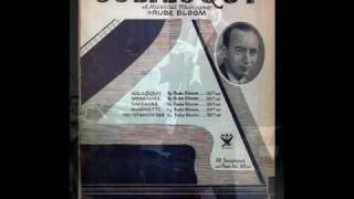 """Don Voorhees Orch. - """"Soliloquy"""" (Rube Bloom) (1927)"""
