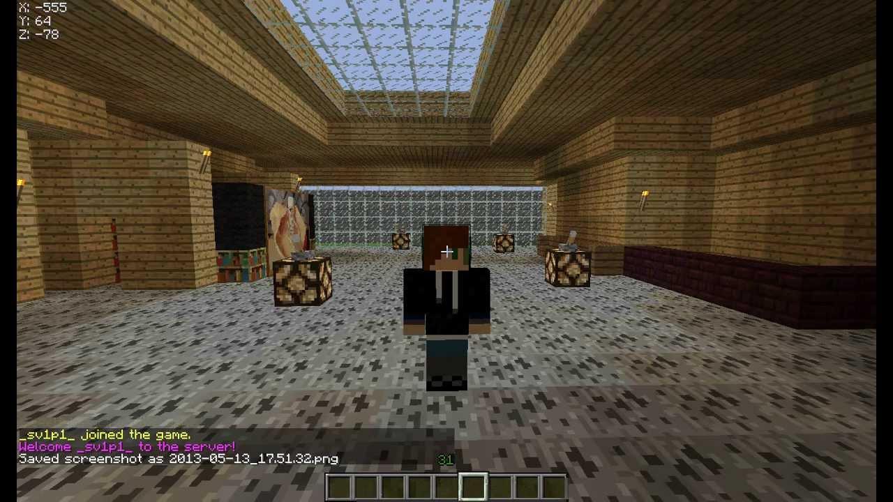 Скачать плагин на Лифт Minecraft