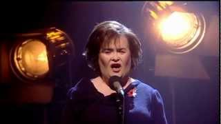 "Susan Boyle ""The Winner Takes It All"" UK Lottery Show 2012 HD"
