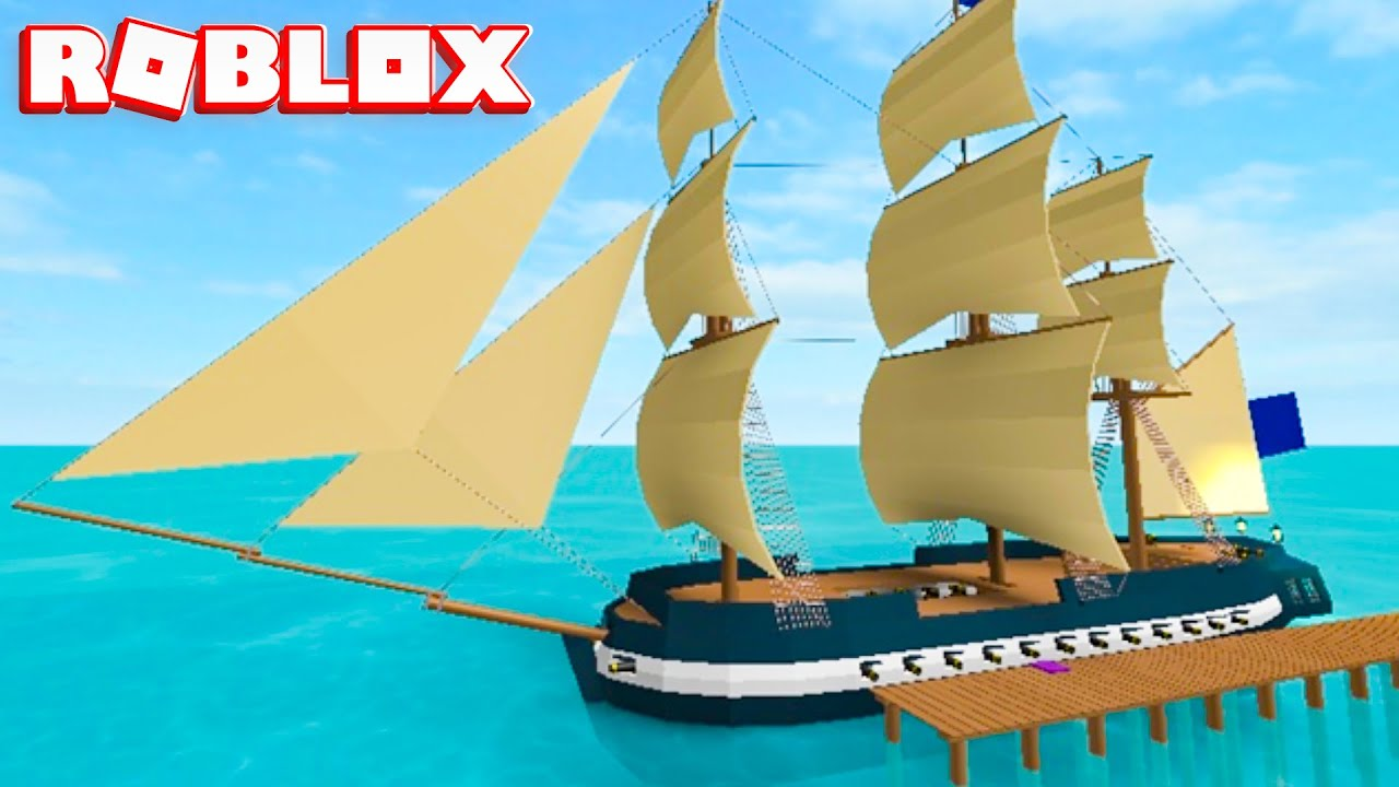 We Are Getting Our First Victory In Build A Boat Simulator   JeromeASF Roblox