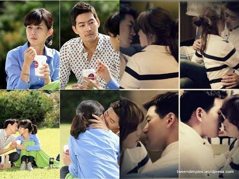 Lee Sang Yoon's on-screen kisses (2007 - 2014)