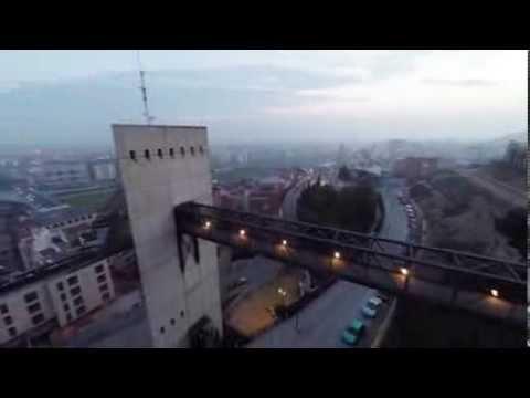 Lleida des de l'aire