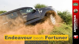 New Endeavour, Fortuner. Isuzu V-Cross, Gypsy, Jeep CJ3B: Weekend Offroading Aug 2018