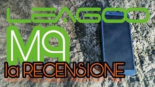 LEAGOO M9 smartphone, la RECENSIONE COMPLETA!!