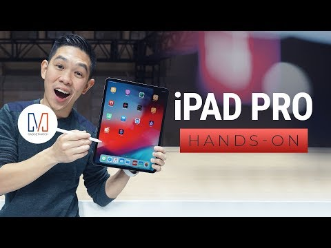 IPad Pro (2018) Hands-On: Can This Replace Your Laptop?