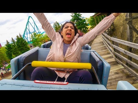 Types of People At Amusement Parks