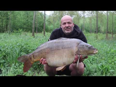 ***CARP FISHING*** The DNA Baits Chantereine Social – French Carp Fishing