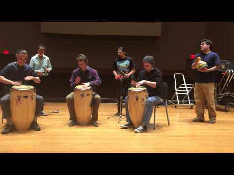 Afro- Cuban Percussion, Rumba