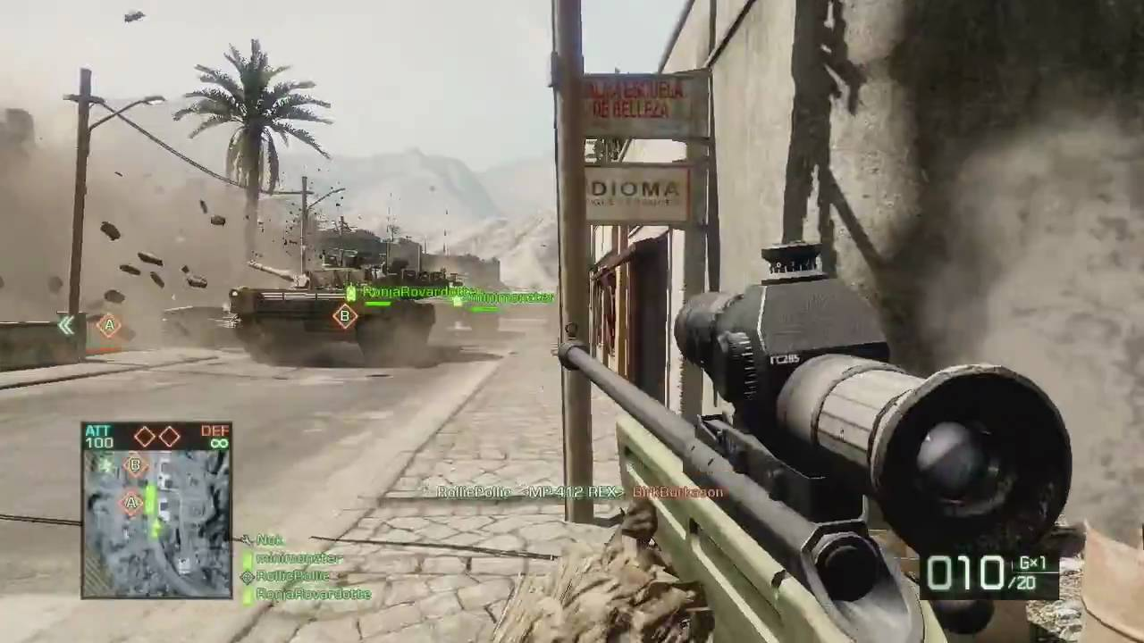 Image result for Battlefield Bad Company 2