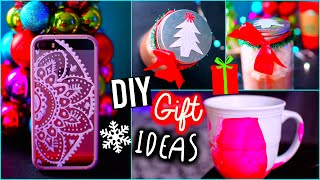DIY Holiday gifts Thumbnail