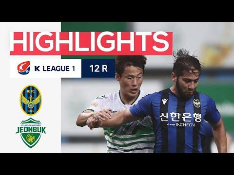 Incheon Jeonbuk Goals And Highlights