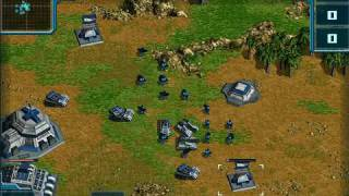 Real-time strategy game - Art Of War 2: Global Confederation for iPhone!