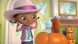 Doc McStuffins | On Halloween Music Video | Disney Junior