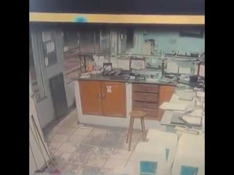 Female Cop Kills Robber at Gas Station in Uruguaiana, Brazil