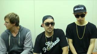 Interview with Superstar DJ's Nit Grit, Antiserum, and Crizzly