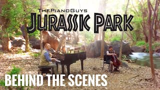 Jurassic Park Theme (Behind The Scenes) The Piano Guys