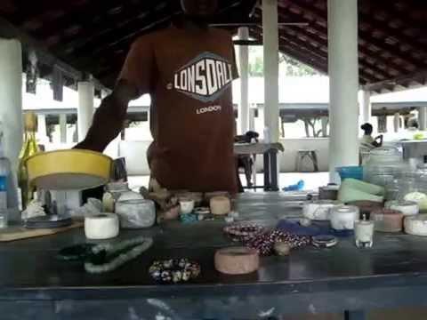 Cedi Beads Industry, Odumase-Krobo, Ghana