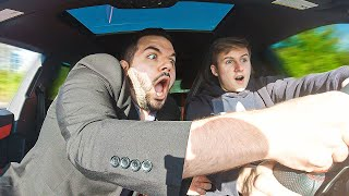 I Let My Friend Drive My Lamborghini!