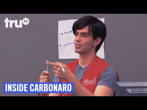 The Carbonaro Effect: Inside Carbonaro - Voice Activated Banner | TruTV