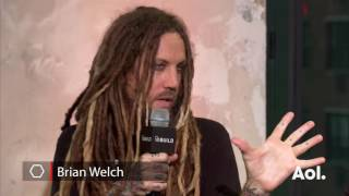 """Korn On Their New Album, """"The Serenity of Suffering""""   BUILD Series"""