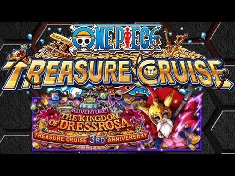 3333 Gems! Free legend! Lotterie! - News [One Piece Treasure Cruise]
