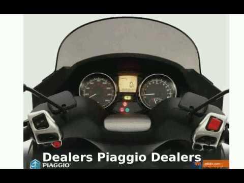 2008 Piaggio MP3 Three Wheeler 400  Top Speed Info
