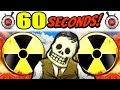 60 Seconds: Survival - HOW TO DIE HORRIBLY & LOSE EVERYTHING
