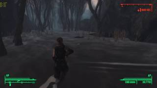 Fallout 3 point lookout trip scene