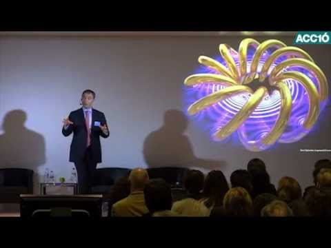 """ICUF - Fred Kofman (Axialent) - """"La cultura empresarial ha d'ajudar el negoci"""""""