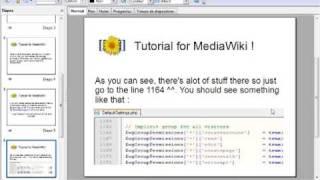 mediawiki skins design carter richard