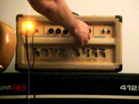 dwarfcraft love buzz amp demo