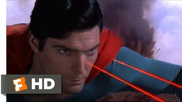 Superman IV (6/10) Movie CLIP - Superman vs. Nuclear Man (1987) HD