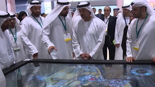 إنطلاق فعاليات معرض سيتي سكيب أبوظبي