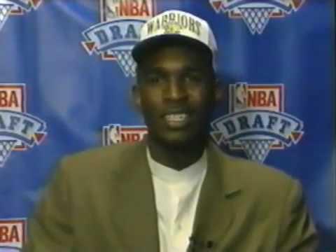 Warriors Draft Joe Smith #1 Overall (1995)