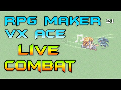 rpg maker vx ace live combat scripture